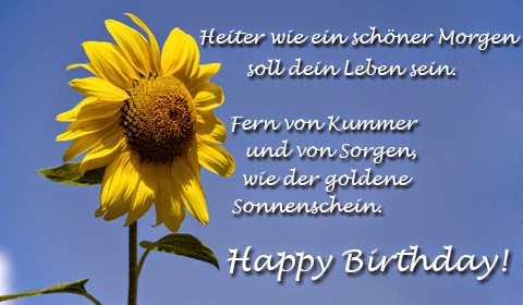Happy birthday wunsche kurz