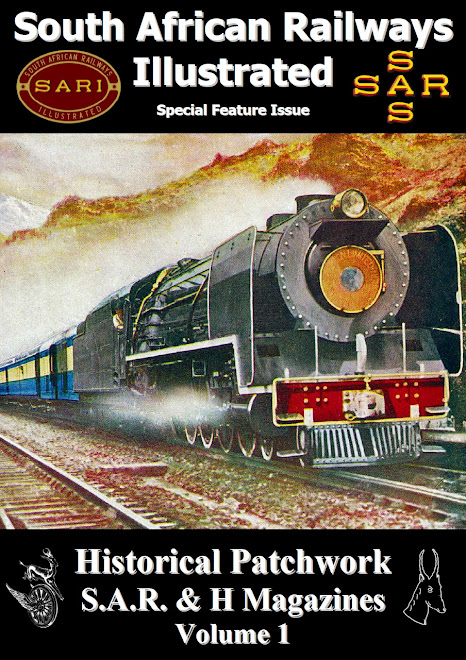 Historical Patchwork S.A.R. & H Magazines - Special Feature Issue (Volume 1)