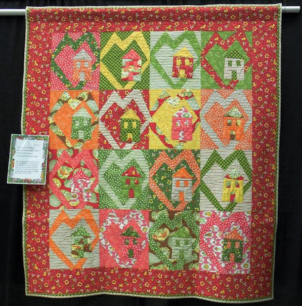 Buggy Barn Quilt Pattern