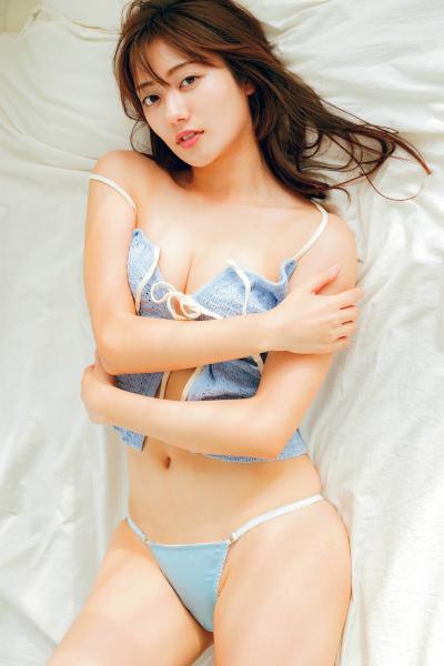 Kazusa Okuyama 奥山かずさ, FRIDAY 2019.10.18 (フライデー 2019年10月18日号)