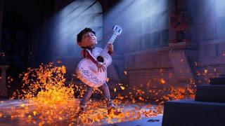 Coco Animated Movie, movie, Pixar, coco