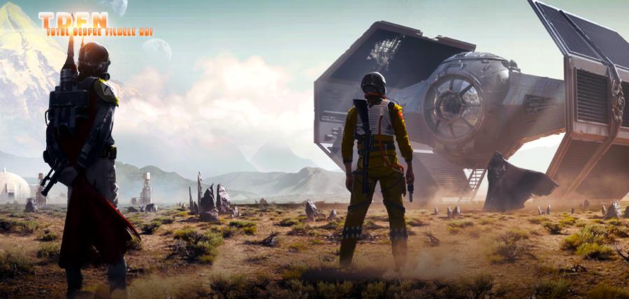 STAR WARS: EPISODUL VII - Imagini Concept Ajunse Pe Internet