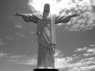 Cristo Redentor - Cartão Postal do RJ