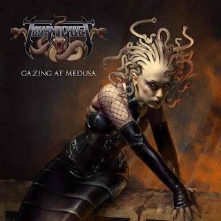 """Ο δίσκος των Tourniquet """"Gazing at Medusa"""""""