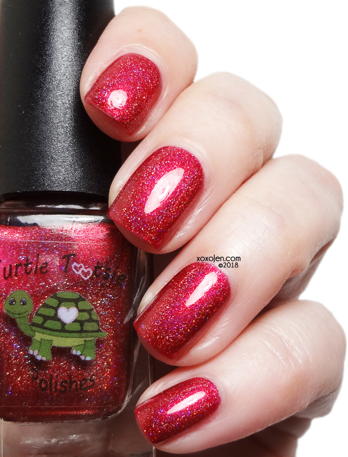 xoxoJen's swatch of Turtle Tootsie My Common Sense is Tingling