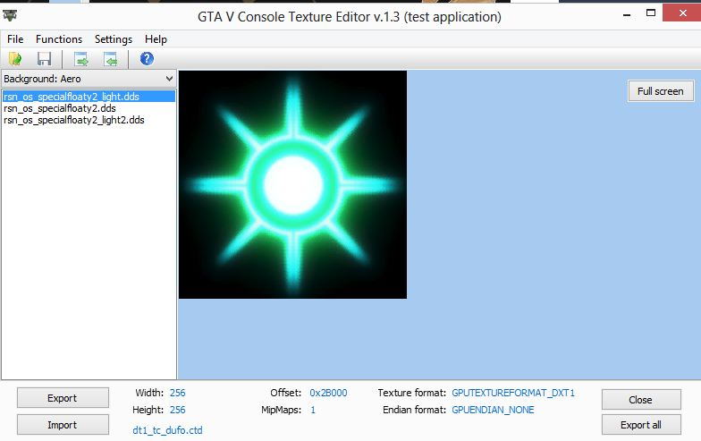 Gta 5 Texture Editor