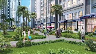 Công viên chung cư Smart City
