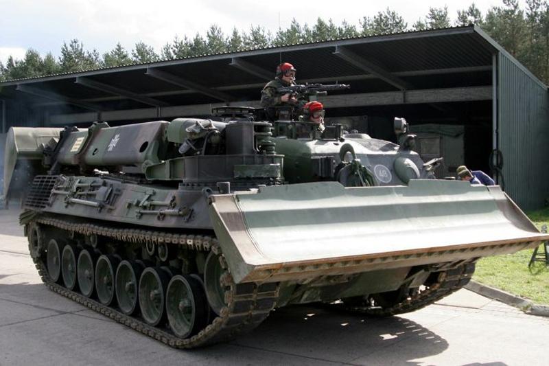 Kodiak AEV (Pionierpanzer)