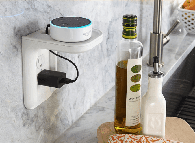 36 Genius Yet Inexpensive Products That Can Save Lives - This Outlet Shelf Instantly Gives You More Counterspace