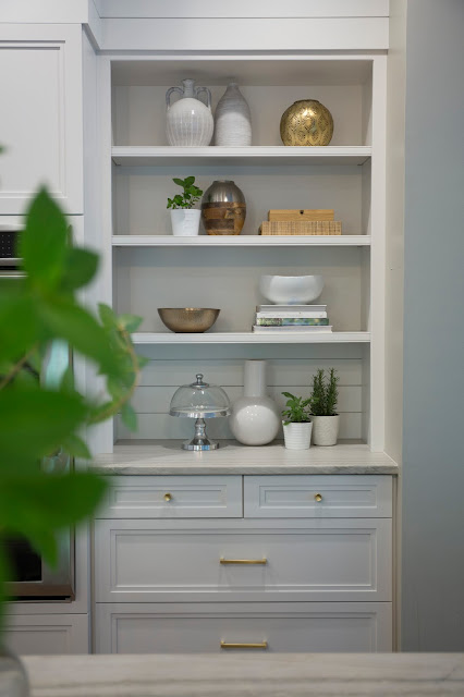 White Kitchen, design by Kelley Vieregg. Photography by Emily Decker.