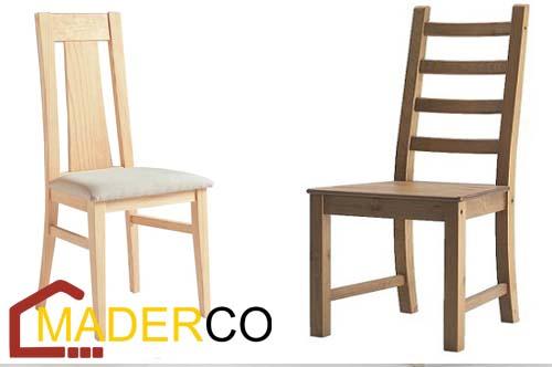 fabricantes de sillas de madera en lima maderco peru