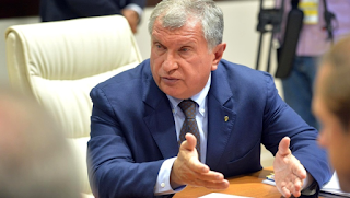 Rosneft sells 14% bet to China's CEFC in biggest ever Russo-Chinese contract