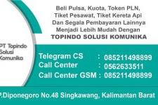 Daftar Agen Pulsa All Operator Pulsa Murah Topindo Solusi Komunika