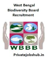 West Bengal Biodiversity Board Recruitment