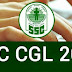 SSC CGL 2017 | Online Application, Vacancies, Eligibility and Exam Pattern