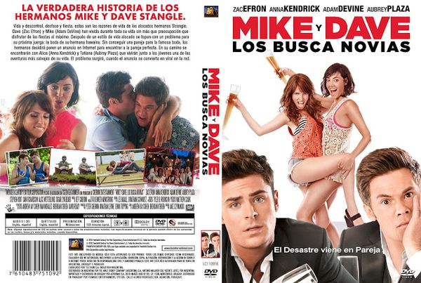 Mike and Dave Need Wedding Dates – Latino, Inglés