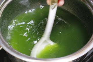 Sữa chua xoài  2