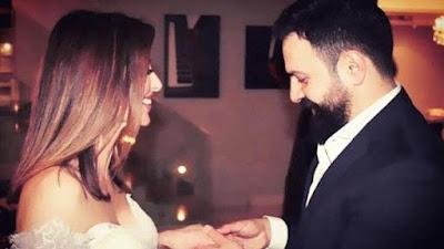 على غرار زوجة الرئيس الفرنسي ...تيم الحسن يتزوج بإعلامية أكبر منه سنا