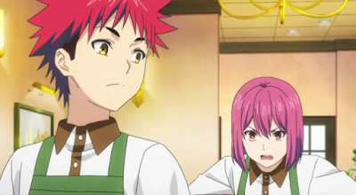 Shokugeki no Souma Ni no Sara Episode 11 Subtitle Indonesia