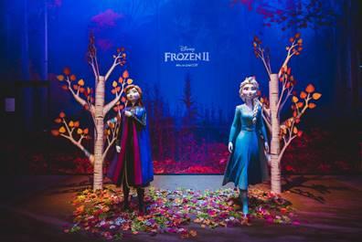 """[Eventos]: Exibição de """"Frozen 2"""" abre o dia da Disney na CCXP 2019"""