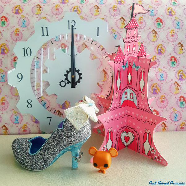 irregular choice cinderella sparkling slipper