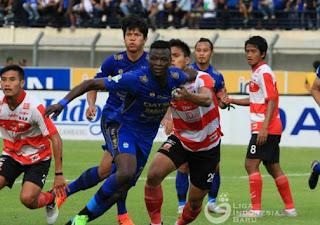 Persib Bandung Ditahan Imbang Madura United 0-0 #PersiDay