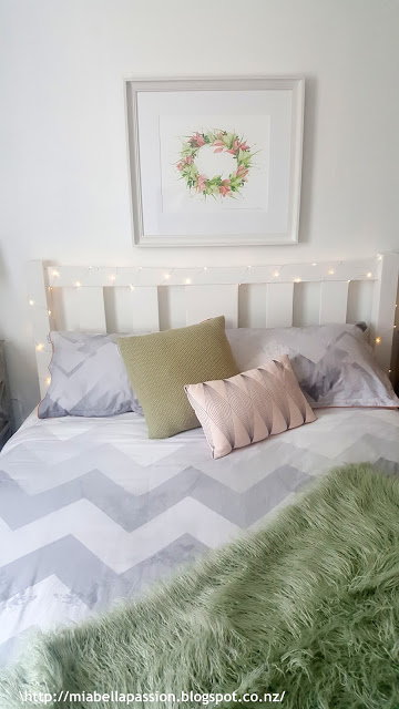 DIY Headboard Makeover