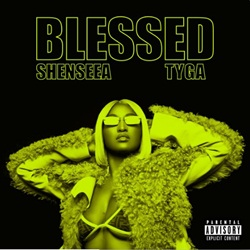 Blessed – Shenseea feat. Tyga Mp3 CD Completo