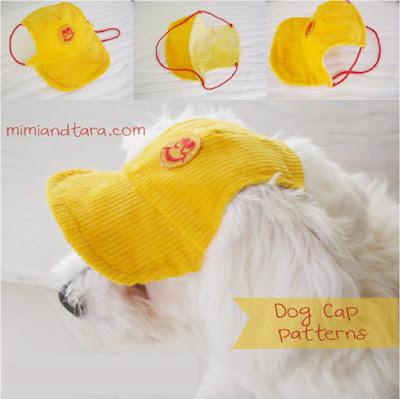 dog cap free patterns