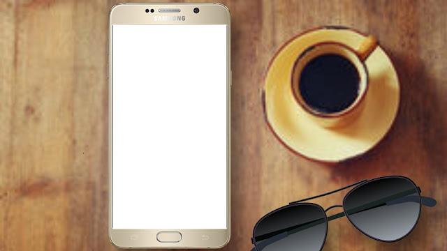تحميل خلفيات هاتف الأندرويد لعمل شروحات فيديو على هاتف الأندرويد