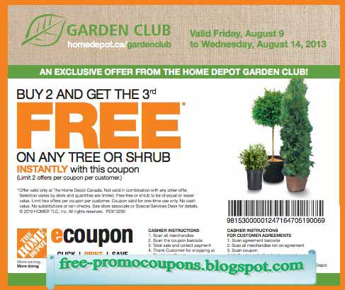Coupons for home depot printable 2018