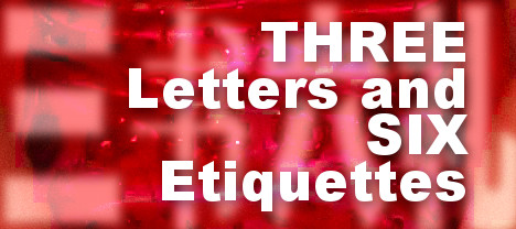 Three Letters and Six Etiquettes (三书六礼 San Shu Liu Li)