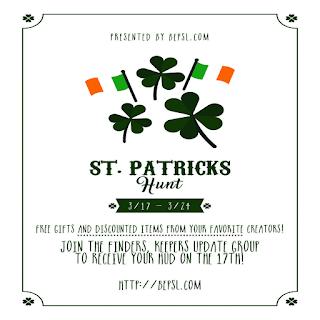 Finders,Keepers Hunt: St. Patricks