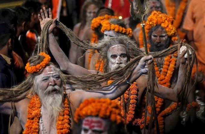 Three Guinness World Records placed in Kumbh Mela 2019