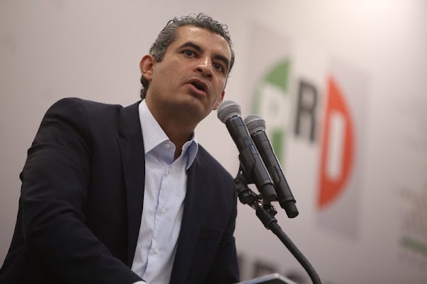 Ricardo Anaya parece 'niño llorón', dice Enrique Ochoa.