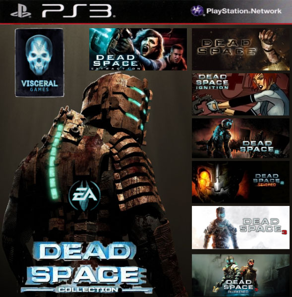 [PS3] Dead Space Collection  download