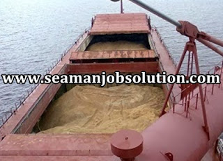 Urgent Mess Man for Bulk Carrier April 2016