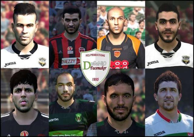 PES 2016 Dz Ligue Facepack
