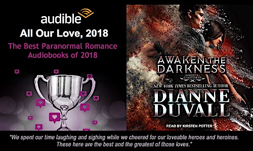 Author Dianne Duvall's Blog: Exciting Immortal Guardians News