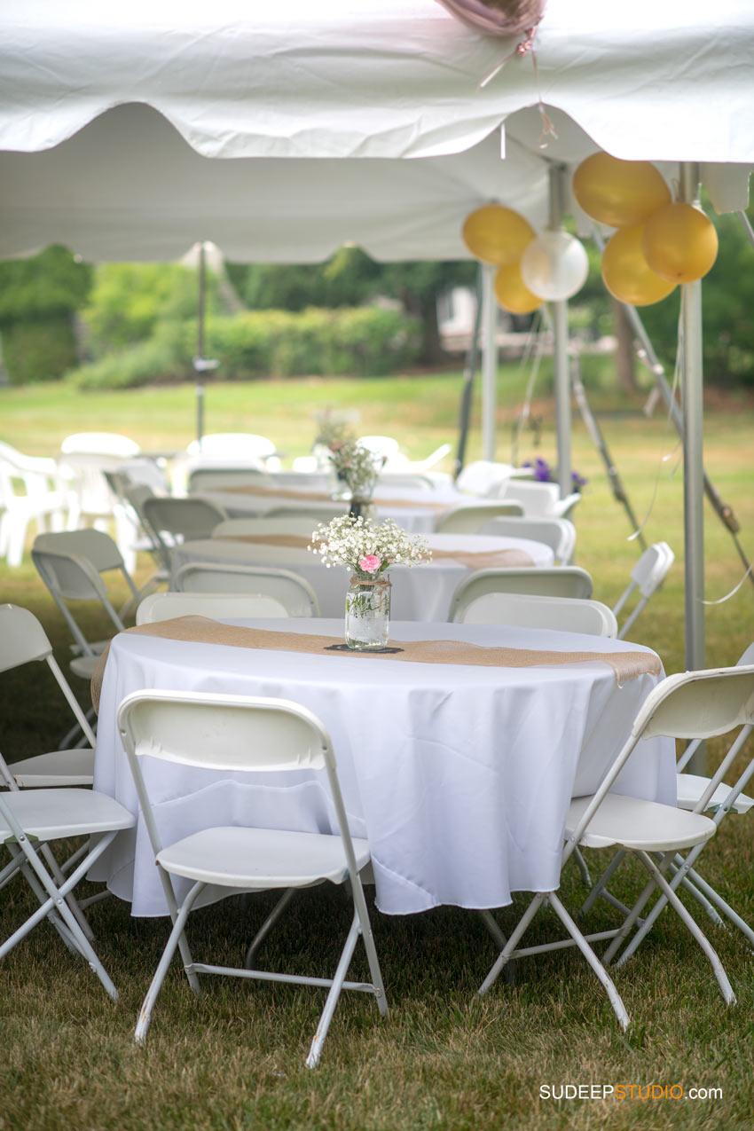 Senior Graduation Party Decoration Ideas Tent SudeepStudio.com Ann Arbor Senior Pictures Event Photographer