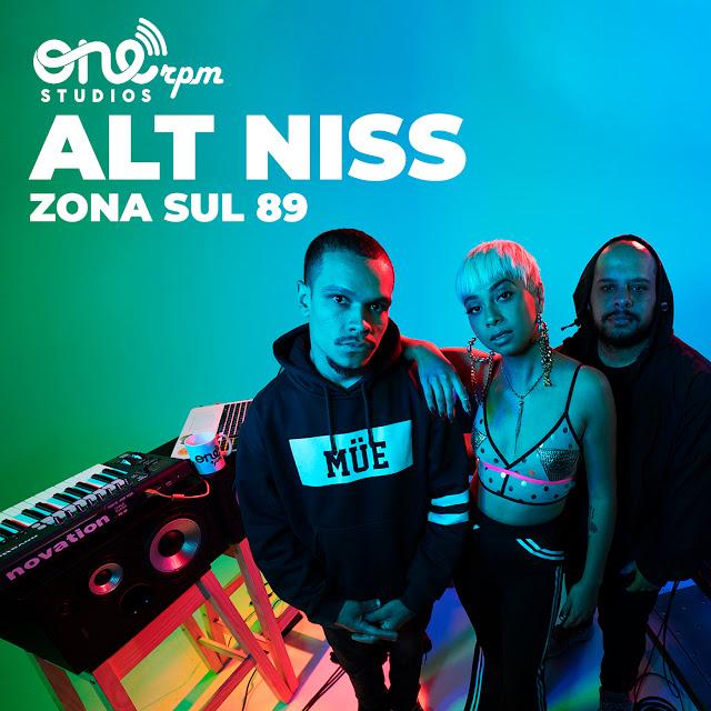 """Alt Niss lança """"Zona sul 89"""" no canal da Onerpm"""