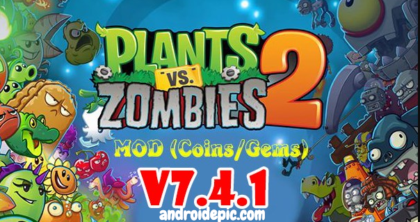 Plants vs Zombie Mod Apk No Cooldown | androidepic.com