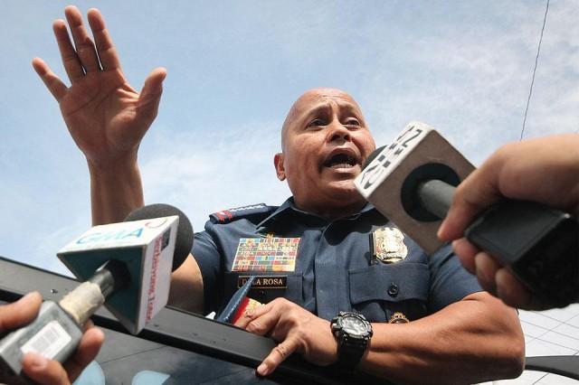 WE ARE WINNING WAR ON DRUGS -PNP CHIEF BATO DELA ROSA
