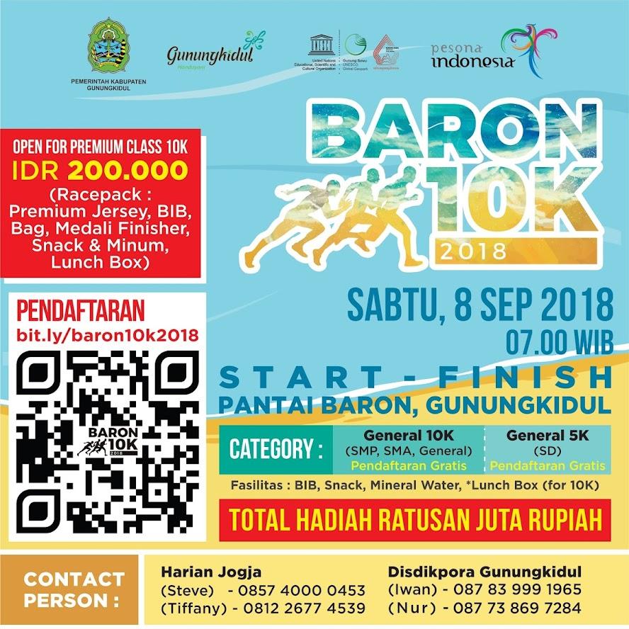 Baron 10K • 2018