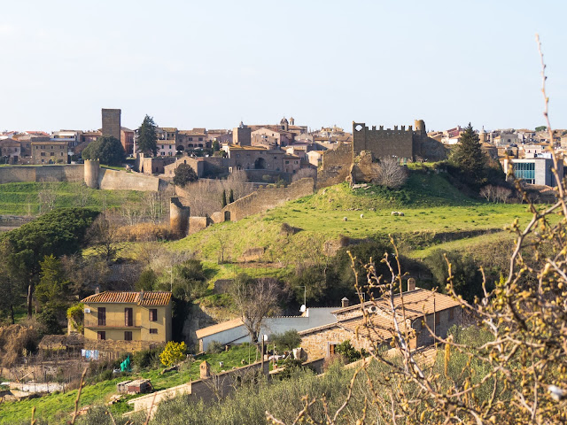 Tuscia Viterbese is an historical area in Italy