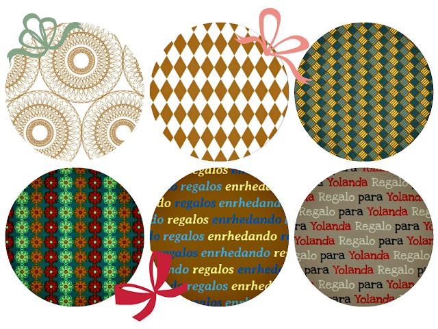 papel regalo, fiestas, manualidades, herramientas online,