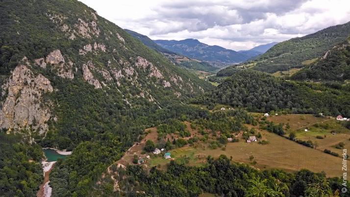Панорамные виды, Черногория