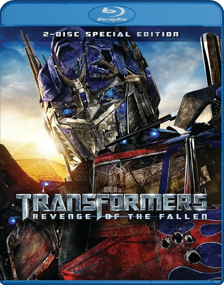 Transformers: Revenge of the Fallen IMAX (Transformers 2: La Venganza de los Caídos) (2009) 1080p BluRay REMUX 38GB mkv Dual Audio DTS-HD 5.1 ch