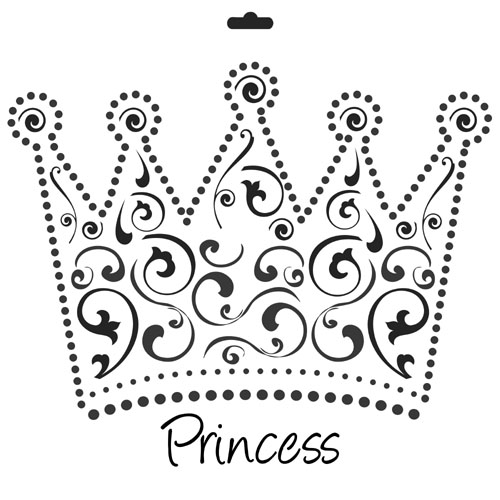 moldes de coroas de reis rainhas e princesas espaÇo educar