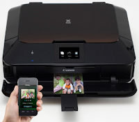 Canon MG6350 Review-The Canon MG6350 is just a multifunction printer that provides color inkjet printing written down in addition to disk (CD, DVD, blu ray) through Hardware, Wifi, a smartphone software, and cloud, in addition to high resolution reading in addition to burning.